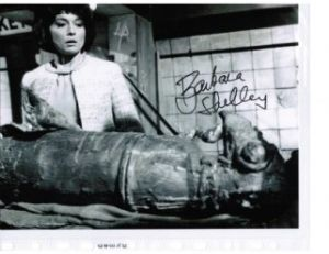 Barbara Shelley Quatermass and the Pit # 4